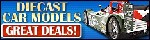 Diecast Car Models  Coupon Codes