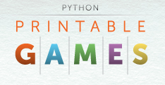 Python Printable Games  Coupons