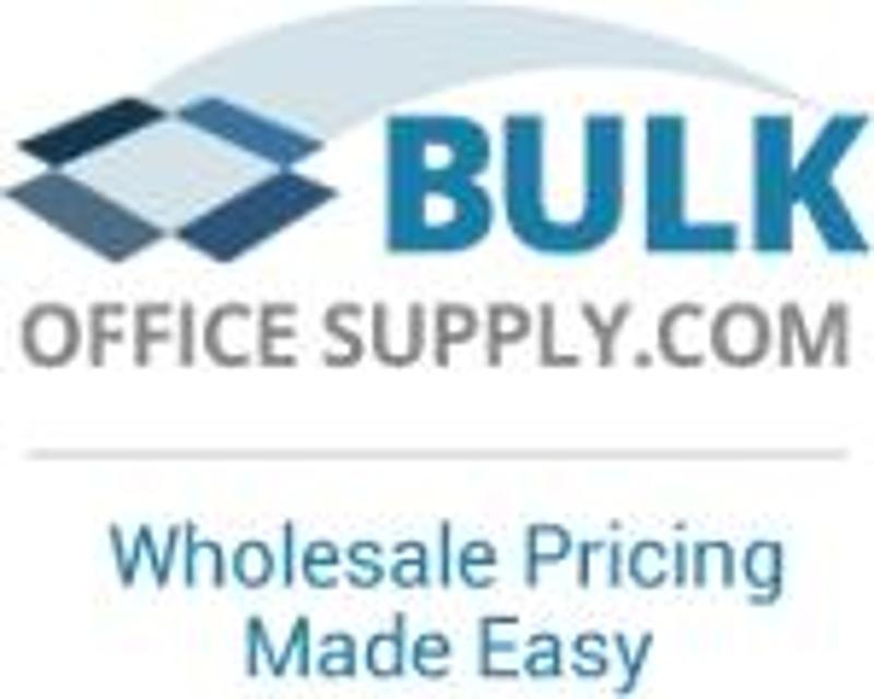I have used bulk office supply before and have found them to have the best products at great prices. I buy bulk supplies for my classroom from them.